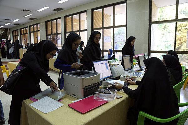 انتخاب واحد ترم جدید از ۱۱ بهمن/ فرایند حذف و اضافه از ۹ اسفند