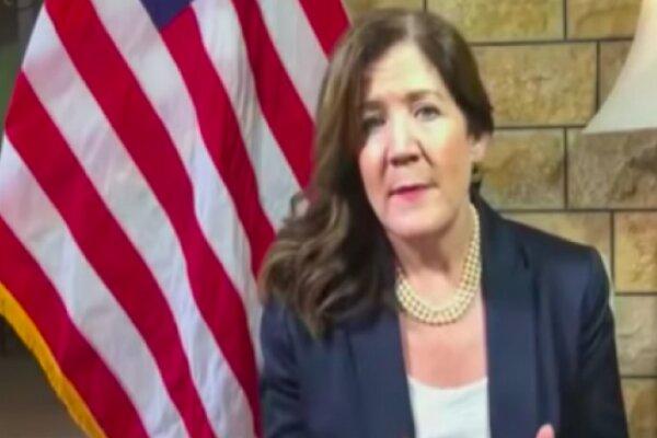 ردود فعل الشارع اللبناني على قرار منع السفيرة الأميركية من الإدلاء بالتصاريح