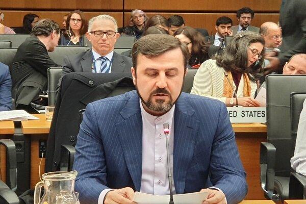 سفير إيران في فيينا: الجمهورية الإسلامية تحمل راية مكافحة المخدرات في العالم
