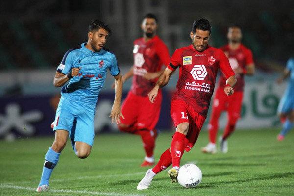 Persepolis victorious over Paykan: IPL