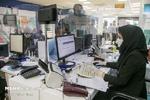 تعطیلی یک مرکز مخابراتی در تهران به علت شیوع ویروس کرونا