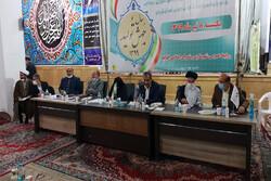 مشکلات شهر اقبالیه در جلسه شورای اداری بررسی شد