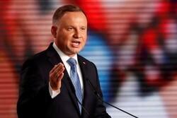 پولینڈ کے صدر کا کورونا ٹیسٹ مثبت آگیا