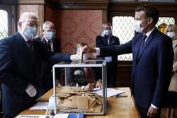 حزب ماکرون در انتخابات محلی فرانسه ناکام ماند