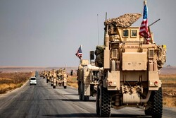 US military logistics convoy targeted in S Iraq