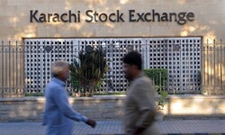 Armed men attack Pakistan stock exchange building in Karachi