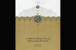 کتاب «دو رساله درباره فتوت و تصوف» چاپ شد
