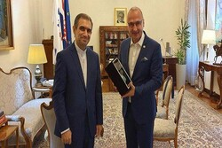 Iran, Croatia review latest development on JCPOA