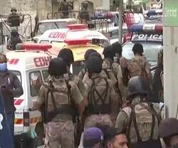 Iran strongly condemns terrorist attack in Pakistan's Karachi