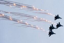 رهگیری هواپیماهای آمریکائی توسط جنگندههای روسیه