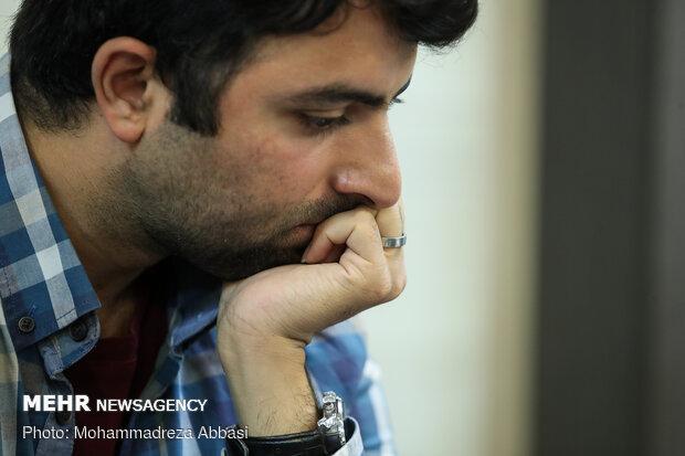 حسین شمقدری کارگردان مستند انقلاب جنسی