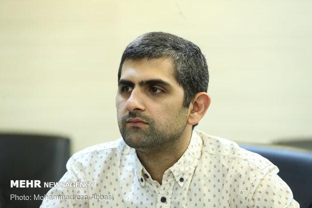 سید کمیل حسینی پژوهشگر در نشست نقد و بررسی مستند انقلاب جنسی 4