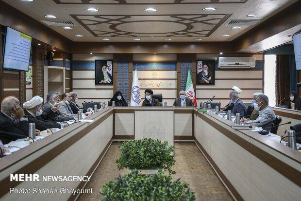 جلسه شورای تخصصی تحول ونوسازی نظام آموزشی کشور