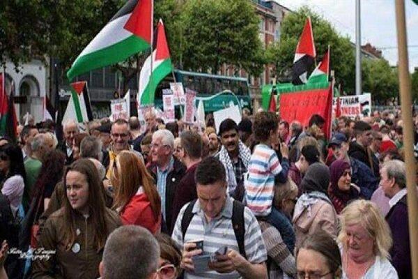 دعوات واسعة في أكثر من 15 دولة للمشاركة بأسبوع الغضب رفضا لقرار الضم الصهيوني