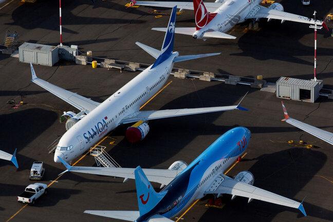 بوئینگ ۷۳۷ مکس پس از ۲۰ ماه زمینگیر شدن مجوز پرواز گرفت