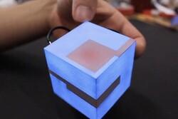 نمایشگر لمسی که روی هر سطحی ایجاد می شود