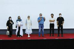 برگزاری مراسم اکران مردمی «شنای پروانه» در سینما آستارا