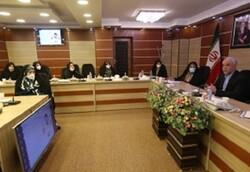 دیدار رییس بنیاد شهید با جمعی از دختران شهدا