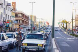 کاهش ۸ درصدی ترافیک/ تردد روان در محورهای شمالی