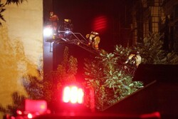 آتش سوزی در طبقه منهای ۲ کلینیکی در خیابان شریعتی/ تعداد فوتی ها به ۱۹ نفر رسید