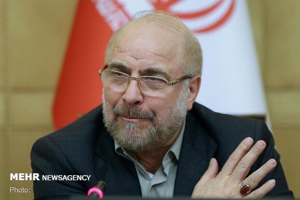 قاليباف يؤكد رفض ايران صفقة القرن وخطة الضم الصهيونية