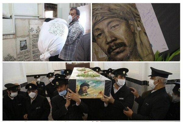شهادتی که نماد دوستی دو ملت شد/ نسیم در جوار امام رئوف آرام گرفت