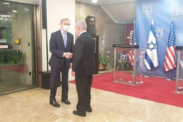 Hook, Netanyahu emphasize extension of Iran's arms embargo