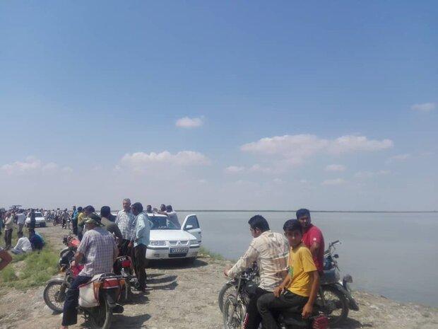 غرق شدن نوجوان ۱۲ ساله در گنبدکاووس