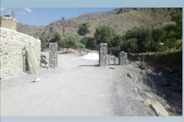مسیر آبشار «چهارده» بیرجند بازگشایی شد