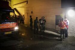 تہران میں ایک کلینک میں گیس سیلنڈر دھماکے میں 19 افراد جاں بحق