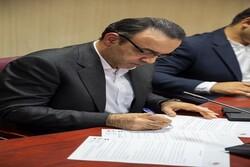 شرکت آبفای استان گیلان با ایران کیش تفاهمنامه همکاری امضا کرد