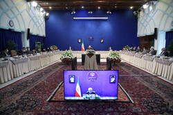 Iran not to tolerate political harm on JCPOA: Rouhani