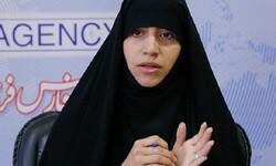زن ایرانی خواهان حجاب است/فعالیت های مجموعه دختران انقلاب