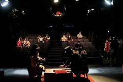 Tehran's City Theater hosts 1st performance under Covid-19