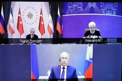 Peace in Syria to be achieved: Zarif