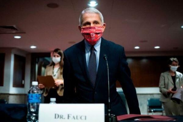 واکنش ترامپ به اظهارت مدیر مؤسسه ملی بیماریهای عفونی آمریکا
