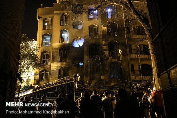دانشجویان دانشگاه آزاد در بین فوتی های حادثه شب گذشته
