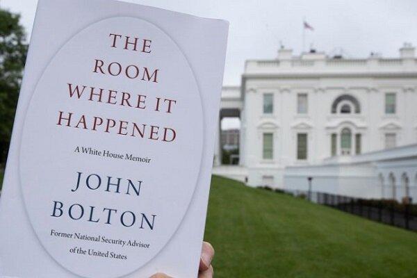 افشاگریهای کتاب جان بولتون از ترامپ/ بازار گرم هجو کارتونی