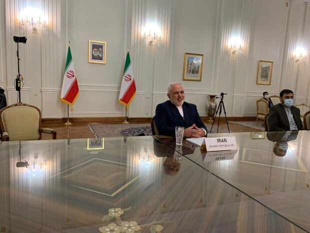 Zarif urges UNSC to adhere to 'rule of law' over JCPOA decision