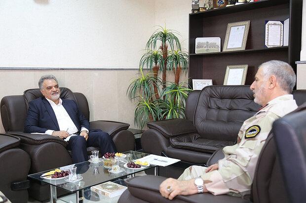 Iranian-Turkish border guards enjoy good interaction: Cmdr.