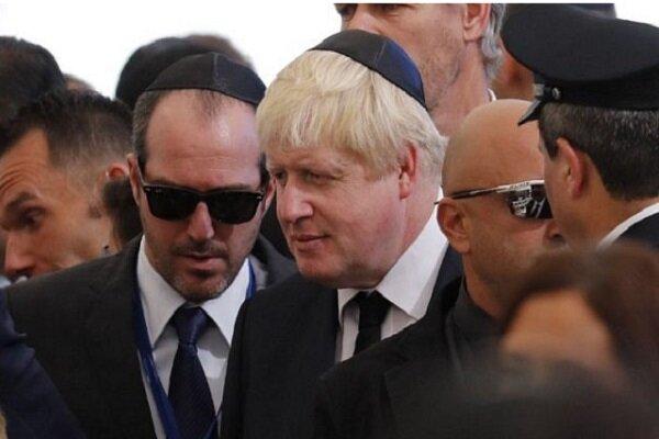 British PM says Tel Aviv's annexation plan 'violation of intl. law'