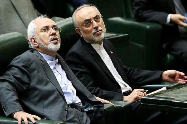"""مجلس الشورى الاسلامي سيستضيف الأحد المقبل كل من """"ظريف"""" و""""صالحي"""""""
