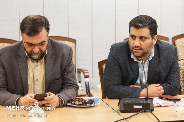 علی فردوسی مدیر دفتر خبرگزاری مهر در استان قم