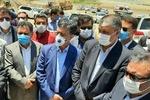 آغاز عملیات اجرایی قطعه چهارم محور جدید پلدختر-خرمآباد