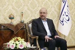 Ghalibaf congrats Muslim counterparts on Eid al-Adha