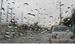 وقوع رگبار و رعد وبرق و وزش باد در استان های جنوبی
