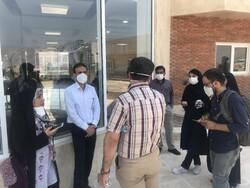 ممانعت از حضور خبرنگاران در افتتاح پروژه/۳۰ ماه حقوق معوق کارگران