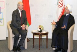 Rouhani hopes for deepening ties with Belarus on Natl. Day