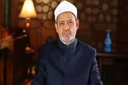 شیخ احمد الطیب کا مسلمان مخالف اقدامات کو جرم قرار دینے کا مطالبہ