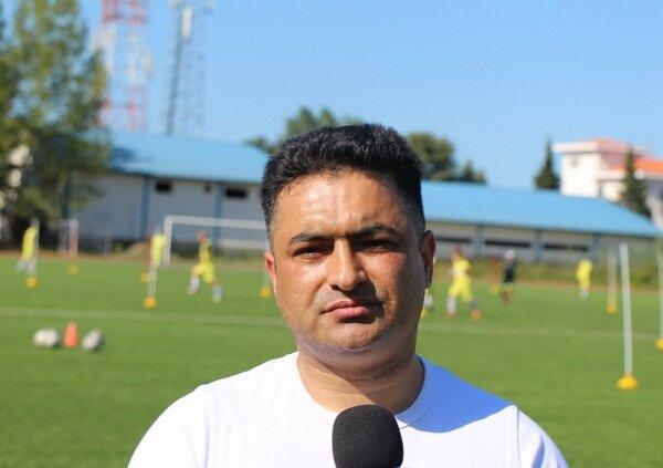 مسئولان و فوتبال دوستان از تیم شهرداری آستارا حمایت کنند